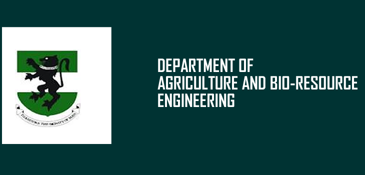 AGRIC AND BIO RESOURCES ENGIN