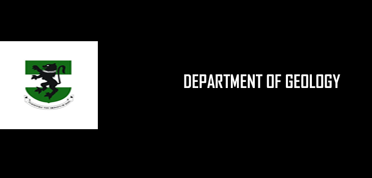DEPARTMENT OF GEOLOGY