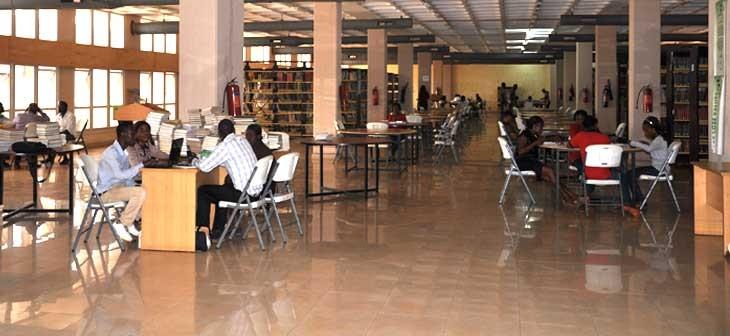 Library | University Of Nigeria Nsukka