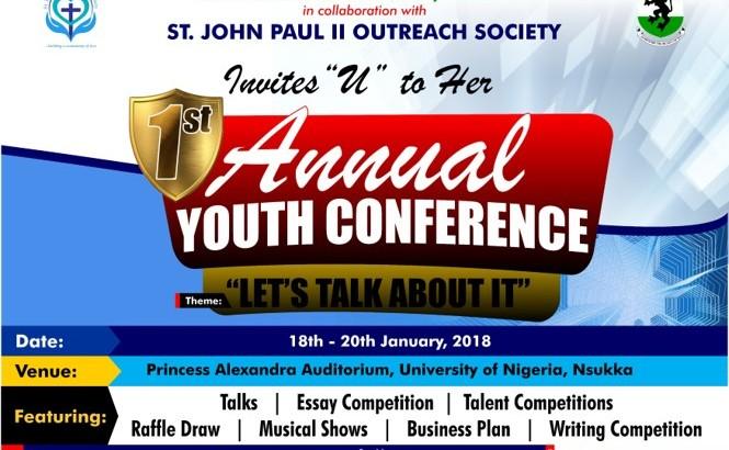 JP Outreach Annual Youth