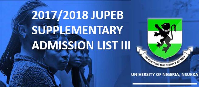 jupeb admission