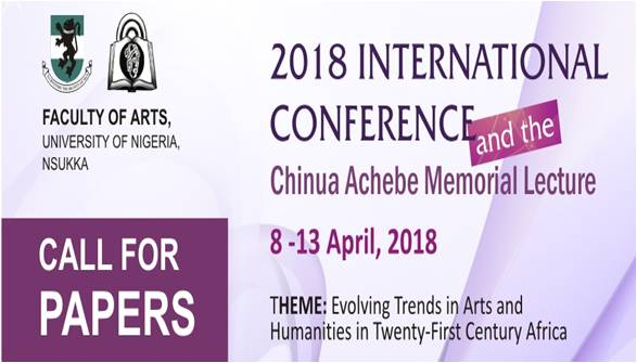 Achebe Lecture