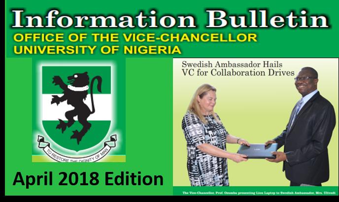 information bulletin april