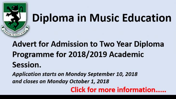music diploma