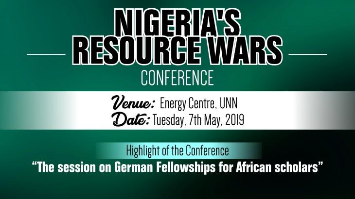 NIGERIA RESOURCE WARS