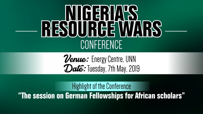 Nigeria's Resource Wars Conference