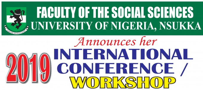 FACULTY OF THE SOCIAL SCIENCE INTERNATIONAL CONFERENCE WORKSHOP