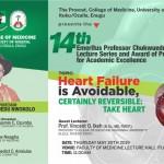 14th Emeritus Prof C Nwokolo Lecture Series