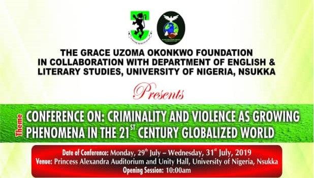 Criminality and Violence as growing Phenomena in 21st Century Globalization World: Conference
