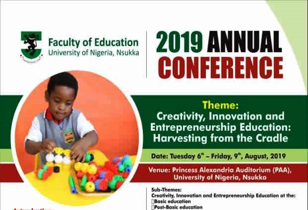 2019 Annual Conference….. Faculty Of Education