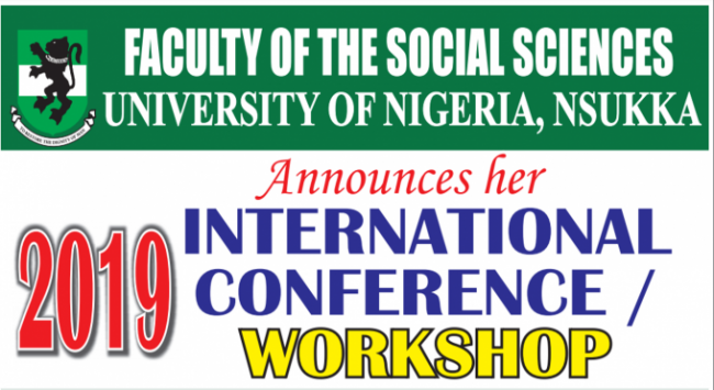 Faculty Of Social Sciences International Conference 2019