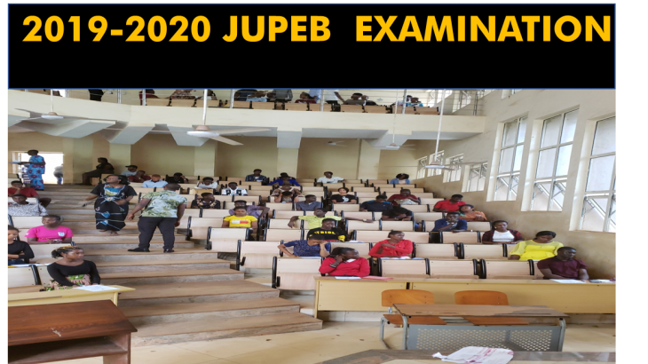 2019/2020 JUPEB ENTRANCE EXAMINATION