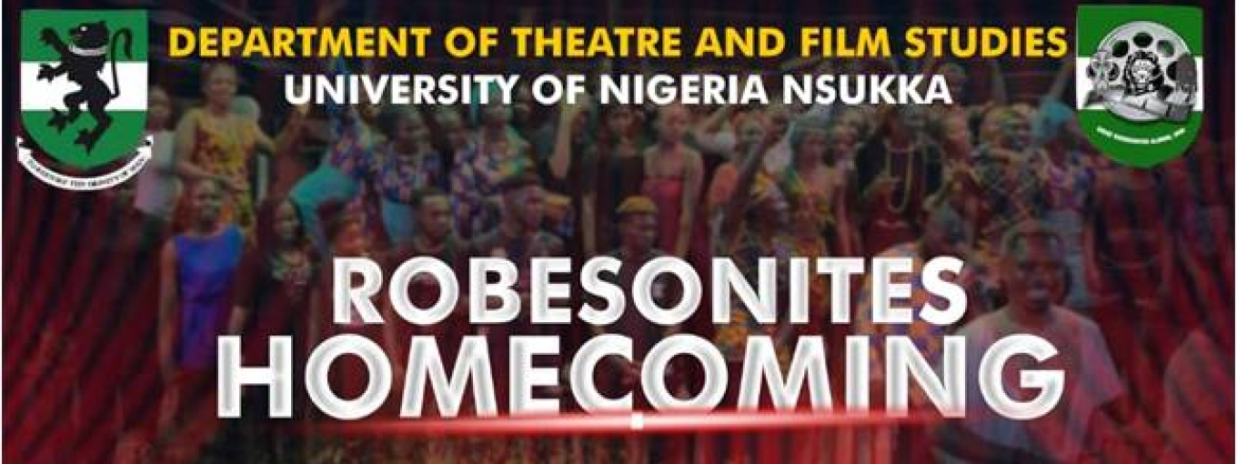 Department of Theatre and Film Studies Homecoming